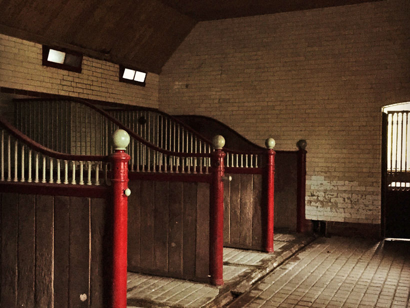 The Stables, Chesters 4