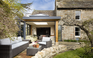 Residential extension Slaley