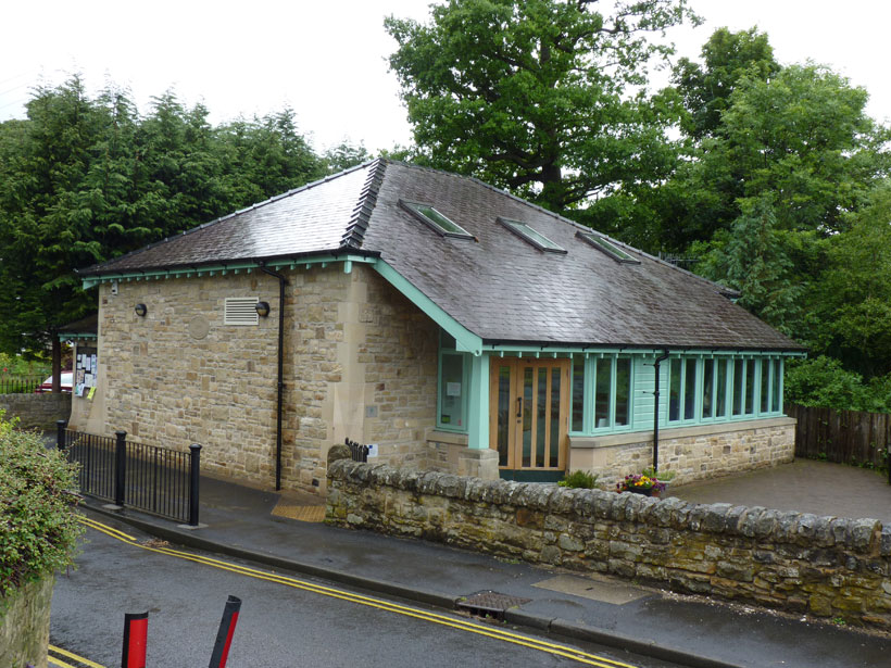 Riding Mill Village Hall 1